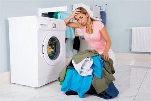 Распространенные проблемы со стиральной машиной