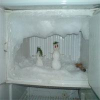 Выполним ремонт морозильной камеры холодильника