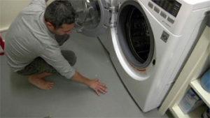 Причины протечек стиральной машины