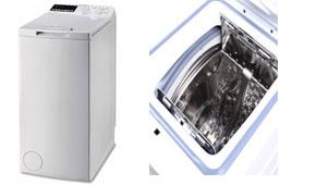 Чем может быть полезна стиральная машина с верхней загрузкой