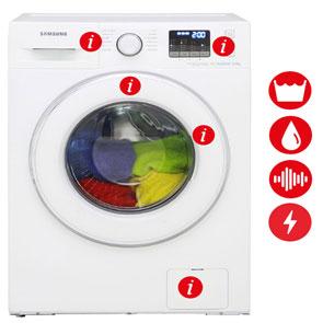 Технические характеристики стиральной машины, заслуживающие вашего внимания